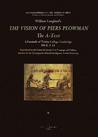 William Langland's The vision of Piers Plowman the A-text